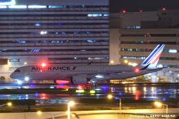 kina309さんが、羽田空港で撮影したエールフランス航空 A350-941の航空フォト(飛行機 写真・画像)
