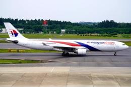 航空フォト:9M-MTM マレーシア航空 A330-300