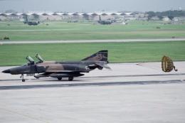 Night Owlさんが、嘉手納飛行場で撮影したアメリカ空軍 RF-4Cの航空フォト(飛行機 写真・画像)