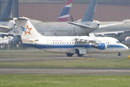 jun☆さんが、スカルノハッタ国際空港で撮影したアビアスター BAe-146-200の航空フォト(飛行機 写真・画像)