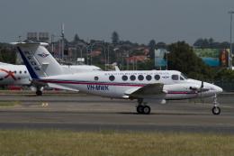 よっしぃさんが、シドニー国際空港で撮影したRoyal Flying Doctor Service of Australia B200 Super King Airの航空フォト(飛行機 写真・画像)