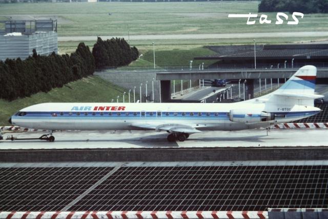 パリ オルリー空港 - Paris-Orly Airport [ORY/LFPO]で撮影されたパリ オルリー空港 - Paris-Orly Airport [ORY/LFPO]の航空機写真(フォト・画像)