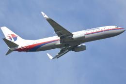 航空フォト:9M-MLF マレーシア航空 737-800