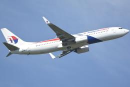 航空フォト:9M-MLQ マレーシア航空 737-800