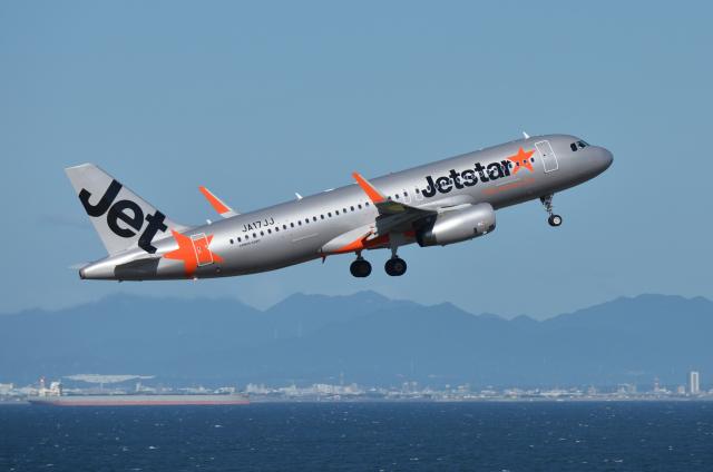 航空フォト:JA17JJ ジェットスター・ジャパン A320