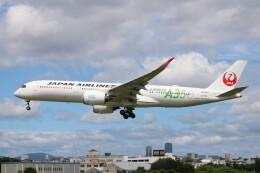 航空フォト:JA03XJ 日本航空 A350-900