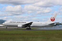 航空フォト:JA603J 日本航空 767-300