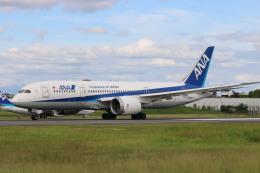 航空フォト:JA874A 全日空 787-8 Dreamliner
