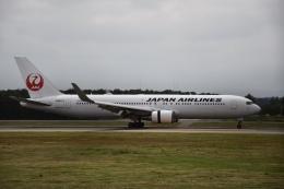 YOSANさんが、帯広空港で撮影した日本航空 767-346/ERの航空フォト(飛行機 写真・画像)