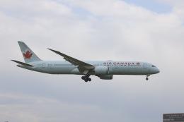 OS52さんが、成田国際空港で撮影したエア・カナダ 787-9の航空フォト(飛行機 写真・画像)