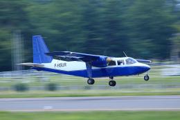Nao0407さんが、松本空港で撮影したPixAir BN-2 Islander/Defenderの航空フォト(飛行機 写真・画像)