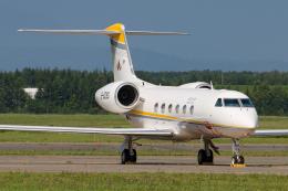 よっしぃさんが、新千歳空港で撮影したShanghai Deer Jet Company G-IV-X Gulfstream G450の航空フォト(飛行機 写真・画像)