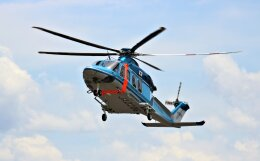 taikirikioさんが、松本空港で撮影した長野県警察 AW139の航空フォト(飛行機 写真・画像)