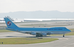 航空フォト:HL7499 大韓航空 747-400