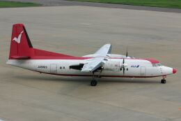 hiroki_h2さんが、新潟空港で撮影したエアーセントラル 50の航空フォト(飛行機 写真・画像)