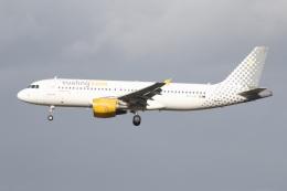 航空フォト:EC-KJD ブエリング航空 A320