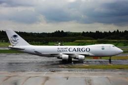 S.Hayashiさんが、成田国際空港で撮影したサウディア 747-412F/SCDの航空フォト(飛行機 写真・画像)