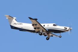 キャスバルさんが、フェニックス・スカイハーバー国際空港で撮影したSOUTHEAST AGGREGATES PC-12/47の航空フォト(飛行機 写真・画像)