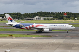 NIKEさんが、成田国際空港で撮影したマレーシア航空 A330-323Xの航空フォト(飛行機 写真・画像)