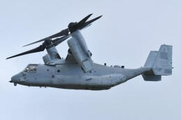 デルタおA330さんが、普天間飛行場で撮影したアメリカ海兵隊 MV-22Bの航空フォト(飛行機 写真・画像)