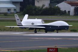 航空フォト:168462 アメリカ海軍 RQ-4 Global Hawk