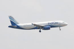 S.Hayashiさんが、クアラルンプール国際空港で撮影したインディゴ A320-232の航空フォト(飛行機 写真・画像)