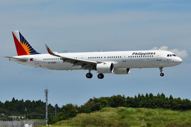 2021年08月11日に撮影されたフィリピン航空の航空機写真