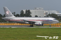 tassさんが、成田国際空港で撮影したチェコ空軍 A319-115CJの航空フォト(飛行機 写真・画像)