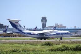 不揃いさんが、成田国際空港で撮影したヴォルガ・ドニエプル航空 Il-76TDの航空フォト(飛行機 写真・画像)