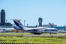 あけみさんさんが、成田国際空港で撮影したヴォルガ・ドニエプル航空 Il-76TDの航空フォト(飛行機 写真・画像)