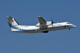 kiheiさんが、米子空港で撮影した海上保安庁 DHC-8-315Q MPAの航空フォト(飛行機 写真・画像)