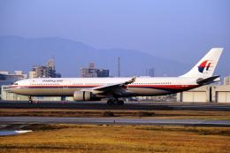 航空フォト:9M-MKC マレーシア航空 A330-300