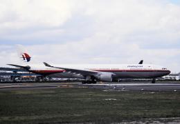航空フォト:9M-MKE マレーシア航空 A330-300