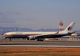 航空フォト:9M-MKH マレーシア航空 A330-300