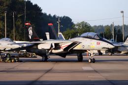 Talon.Kさんが、オシアナ海軍航空基地アポロソーセックフィールドで撮影したアメリカ海軍 F-14D Tomcatの航空フォト(飛行機 写真・画像)
