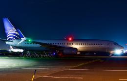 AIRFORCE ONEさんが、羽田空港で撮影したコパ航空 737-8V3の航空フォト(飛行機 写真・画像)