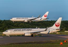 航空フォト:JA606J 日本航空 767-300