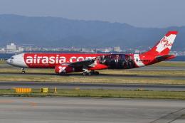 Deepさんが、関西国際空港で撮影したエアアジア・エックス A330-343Eの航空フォト(飛行機 写真・画像)