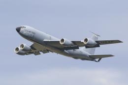 norimotoさんが、三沢飛行場で撮影したアメリカ空軍 KC-135R Stratotanker (717-148)の航空フォト(飛行機 写真・画像)