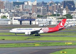 じーく。さんが、羽田空港で撮影したターキッシュ・エアラインズ A330-203の航空フォト(飛行機 写真・画像)