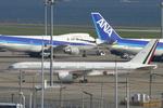 speedbirdさんが、羽田空港で撮影したメキシコ空軍 757-225の航空フォト(写真)
