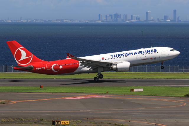 航空フォト:TC-JNB ターキッシュ・エアラインズ A330-200