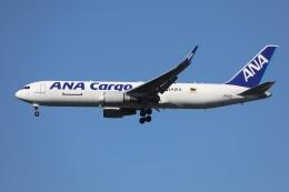 航空フォト:JA605F 全日空 767-300