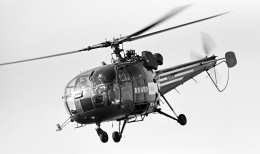 Y.Todaさんが、仙台空港で撮影した東京消防庁航空隊 SA-316A Alouette IIIの航空フォト(飛行機 写真・画像)