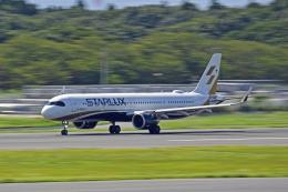 Souma2005さんが、成田国際空港で撮影したスターラックス・エアラインズ A321-252NXの航空フォト(飛行機 写真・画像)
