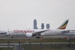 Love NRTさんが、成田国際空港で撮影したエチオピア航空 787-8 Dreamlinerの航空フォト(飛行機 写真・画像)