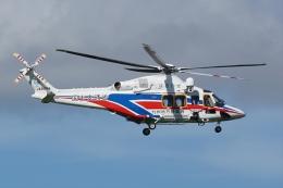 HEATHROWさんが、成田国際空港で撮影した三井物産エアロスペース AW139の航空フォト(飛行機 写真・画像)