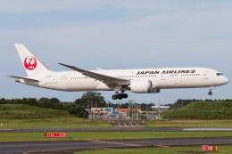 walker2000さんが、成田国際空港で撮影した日本航空 787-9の航空フォト(飛行機 写真・画像)