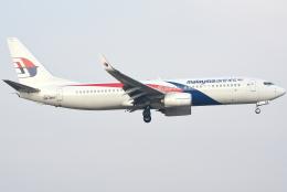 航空フォト:9M-MSF マレーシア航空 737-800