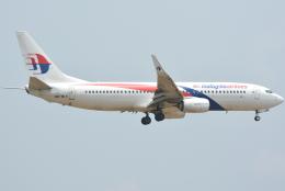 航空フォト:9M-MLK マレーシア航空 737-800